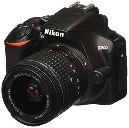 take great pictures of your baby with this Nikon D3500 camera