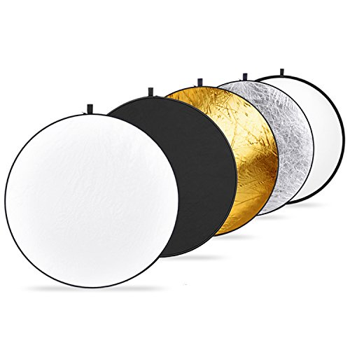 43 In/110 cm Light Reflector for perfect photoshoot lighting
